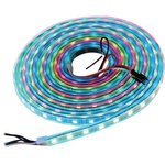 25-7523, 360 RGB LED Addressable Strip - 5 Meter Sealed