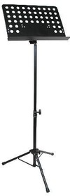 555-11700, HEAVY DUTY PORTABLE MUSIC STAND, 37-47""