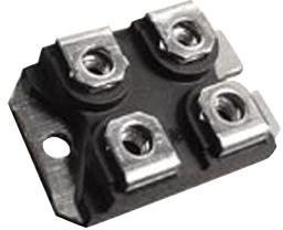 TGHPV1R00KE, Резистор, SOT-227, 1 Ом, TGH600 Series, 600 Вт, ± 10%, Винт, 500 В