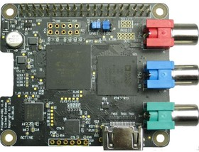 HD1, PiCapture HD1 Video Capture HAT For Raspberry Pi