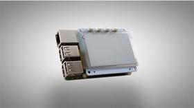83-17279, PaPiRus ePaper Screen for Raspberry Pi - Small