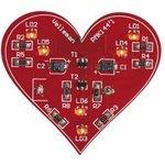 MK144, FLASHING HEART SMD KIT 85W1498