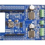 X-NUCLEO-IHM02A1, Плата расширения на основе драйвера L6470 ...