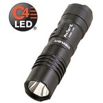 88030, Protac series compact tactical flashlights - 1 CR123A