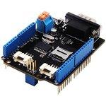 Фото 6/6 CAN-BUS Shield V2, Arduino-совместимая плата расширения, интерфейс CAN-BUS