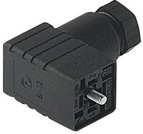 GDSN307-1KK, POWER CONN, RCPT, 3+PE, PG7, CABLE