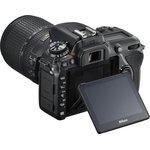 """Фото 5/5 Зеркальный Фотоаппарат Nikon D7500 черный 20.9Mpix 18-140mm f/3.5-5.6G VR 3.15"""" 4K 4K SDXC Li-ion"""