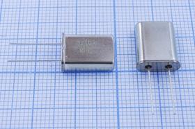 Фото 1/4 кварцевый резонатор 10.097МГц в корпусе HC49U, 10097 \HC49U\\\\РПК01МД\1Г