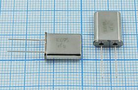 Фото 1/4 кварцевый резонатор 10.095МГц в корпусе HC49U, 10095 \HC49U\\\\РПК01МД\1Г