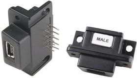 DB9-USB-D5-M, FULL-SPEED USB 2.0 TO UART DB9M, +5V