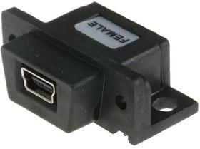 DB9-USB-D5-F, FULL-SPEED USB 2.0 TO UART DB9F, +5V