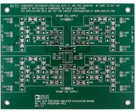 EVAL-PRAOPAMP-4RZ, Op Amp Evaluation Board