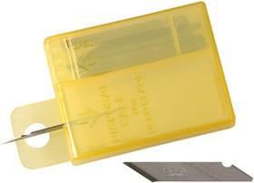 OL-KB, Лезвие перовое для AK-1, 11х6х0,45мм (25шт)