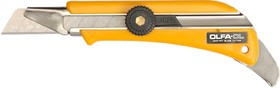 OL-OL, Нож OLFA с выдвижным лезвием для ковровых покрытий, 18мм