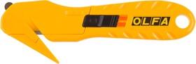"""OL-SK-10, Нож OLFA""""HOBBY CRAFT MODELS""""для хоз работ,безопасный,для вскрытия стрейч-пленки,пластиковых шинок и"""
