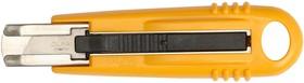 OL-SK-4, Нож OLFA с выдвижным лезвием и возвратной пружиной, 17,5мм