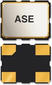 ASE-50.000MHZ-LR-T, Кварцевый генератор, кристалл, 50МГц, 25млн-1, SMD, 3.2мм x 2.5мм, 3.3В, ASE серия