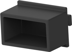 2324698-1, Connector Accessories Dust Cover Straight
