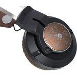 Фото 8/9 Наушники с микрофоном A4 Bloody G430 черный/коричневый 2.3м мониторные оголовье (G430 BROWN)