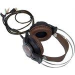 Фото 9/9 Наушники с микрофоном A4 Bloody G430 черный/коричневый 2.3м мониторные оголовье (G430 BROWN)