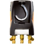Фото 2/3 testo 550-2 Комплект, Цифровой манометрический коллектор для наладки и сервиса холодильных систем