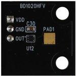 BD1020HFV-EVK-001, Development Board, BD1020HFV Temperature ...