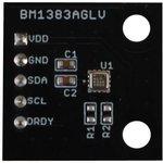 BM1383AGLV-EVK-001, Development Board, BM1383AGLV Pressure ...