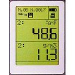 Фото 2/3 testo 645, Прибор измерения влажности и температуры (Госреестр)