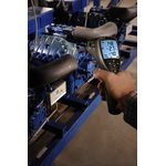 Фото 2/4 testo 845, Инфракрасный термометр с встроенным модулем влажности (Госреестр)