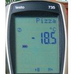 Фото 3/4 testo 735-2, Измеритель температуры 3-х канальный (термопары Типов K/T/J/S/Pt100)