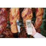 Фото 3/4 testo 926 Комплект базовый, Измеритель температуры 1 канальный, термопара Tип T (для пищевой промышленности)