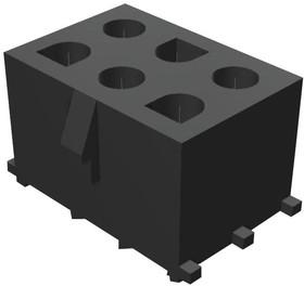 10-84-4062, Разъем типа провод-плата, 6.35 мм, 6 контакт(-ов), Штыревой Разъем, MLX 42002 Series