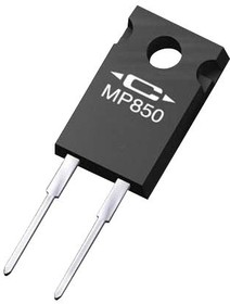 Фото 1/2 MP850-0.50-1%, POWER RESISTOR, NON-INDUCTIVE, 50W, 0.50 OHM, 1%, TO-220 STYLE 73H3524