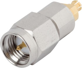 1132-4003, SMPM FEMALE TO SMA MALE THREAD-IN ADAPTER / INDIVIDUAL BAG 43AC7609