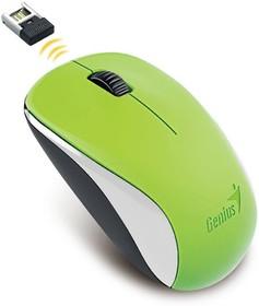 31030109111, Мышь беспроводная NX-7000 зелёная (green, G5 Hanger), 2.4GHz wireless, BlueEye 1200 dpi, 1xAA