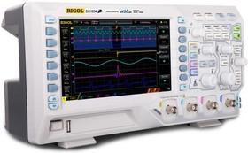 DS1054Z, Осциллограф цифровой, 4 канала x 50МГц, цветной дисплей (Госреестр)