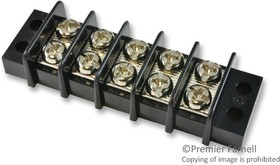 Фото 1/3 1546306-5, TERMINAL BLOCK, BARRIER, 5 POSITION, 22-12AWG