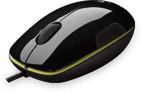 910-003752, Мышь M150 Black / Green