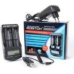 ROBITON MasterCharger 2B/Pro с дисплеем, Зарядное устройство