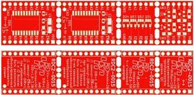 Печатная плата RDC2-0015, Печатная плата с разводкой, FR4 21х90,4мм (1.5мм, 18мкм)