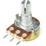 16K1-B5K, L15KC, 5 кОм (без крепежа), Резистор переменный