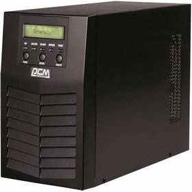 Фото 1/2 MAS-1000, MACAN, On-Line, 1000VA / 900W, Tower, IEC, LCD, Serial+USB, SmartSlot, подкл. доп. батарей