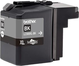 LC569XLBK, Струйный картридж LC569XL чёрный повышенной ёмкости для MFC-J3520/3720 (2400 стр.)