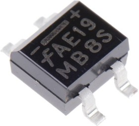 MB8S, Rectifier, Fairchild, MB8
