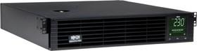 Фото 1/2 SMX2200XLRT2U, 2200 VA, 2U rack/tower mount. Smart Pro Intelligent Line-Interactive sine wave UPS. Comm. Ports: