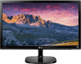 22MP48D-P, Монитор LCD 21,5'' [16:9] 1920х1080 IPS, nonGLARE, 250cd/m2, H178°/V178°, 1000:1, 16,7M Color, 5ms,