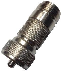 UHF-7521 (GN-329-RP), Переходник, UHF штекер - N гнездо