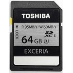 SD-X64UHS1(6, 64GB SDHC Class10 UHS-1 Exeria
