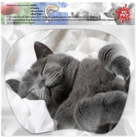 MP-TOM, PC PET MP-TOM TURBO (cat), Коврик для мыши с котиком