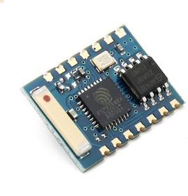 ESP-03, Встраиваемый Wi-Fi модуль на базе чипа ESP8266